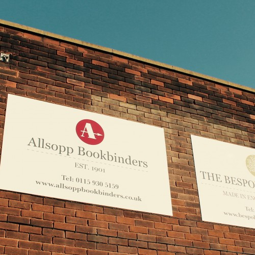 Commercial Bookbinders