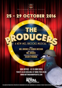 Nottingham Operatic Society The Producers 2016